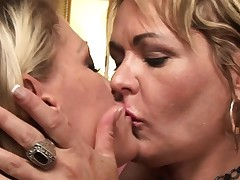 super-naughty dyke milf moms go all the way lezzie